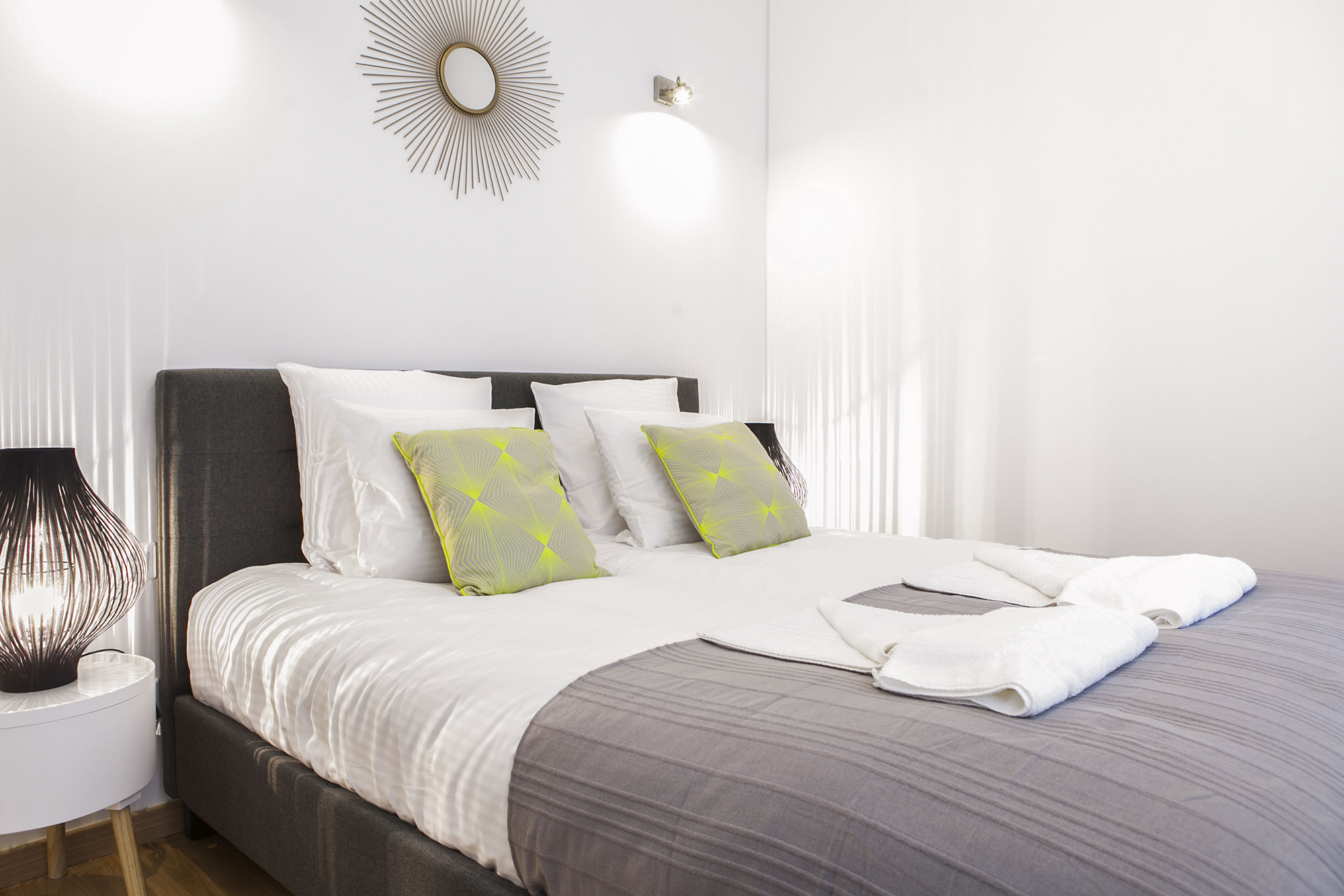 le monceau flandres appart h tel lille. Black Bedroom Furniture Sets. Home Design Ideas