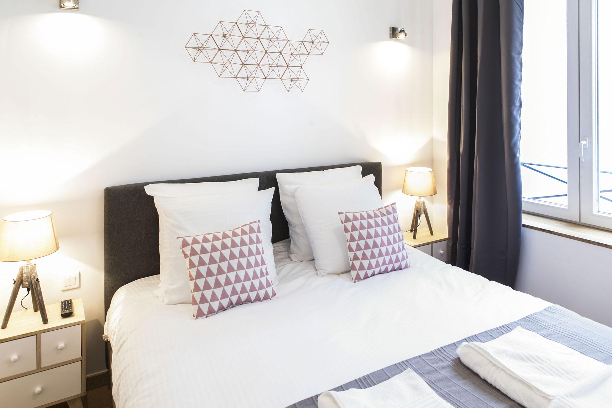 Le bristol flandres appart h tel lille for Location en appart hotel