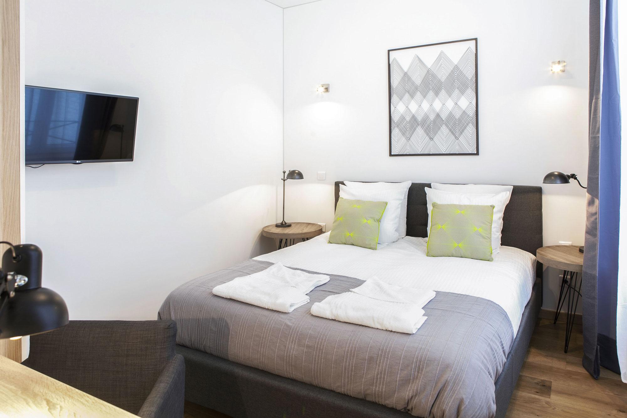 Le hilton flandres appart h tel lille for Location en appart hotel